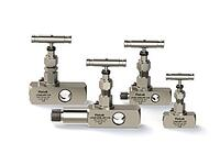 Stainess Steel Gauge Valve - LP Series Rising Plug