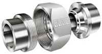 Stainless Steel Pipe Fittings - Koncentrik