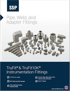 TruFit Pipe Fittings Catalogs