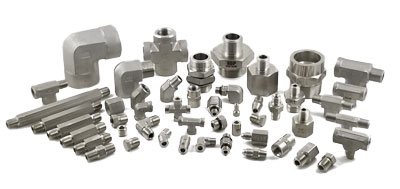 Pipe Fittings, Stainless Steel