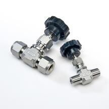 Needle Valves -Stainless Steel Integral Bonnet