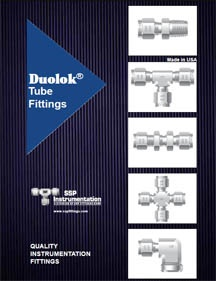 Tube Fittings - Duolok Fractional Catalog