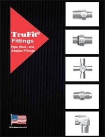 TruFit Pipe Fittings and Adapters Cover